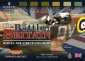 Zestaw kamuflażowych farb LifeColor CS35 The Battle of Britain