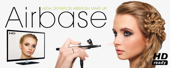 Airbrush Airbase make-up